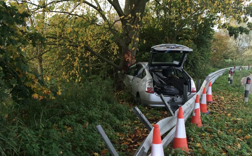 Car Accident In Horam Uk