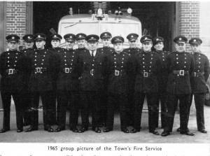 Rye Fire Brigade 1965