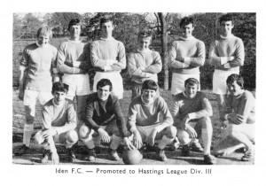 Iden F.C. 1967