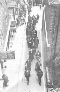 Rye Maroyal Procession 1969