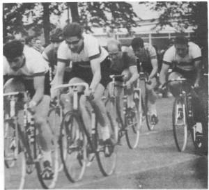 Jim Racing at Rye Sports
