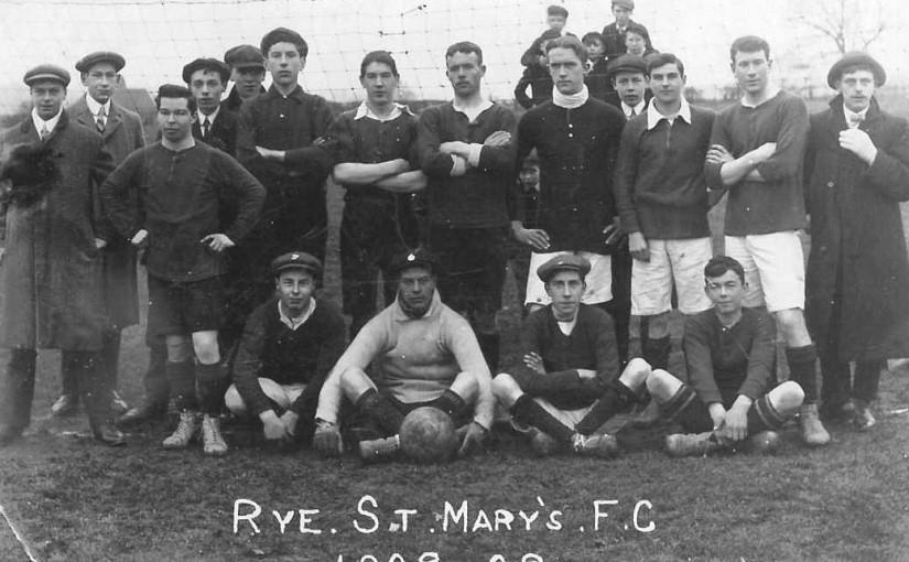 St.Marys Boys Team