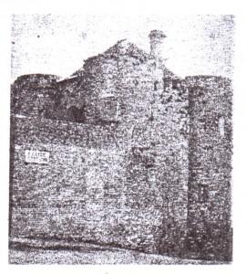 Soup Kitchen attachment to Castle