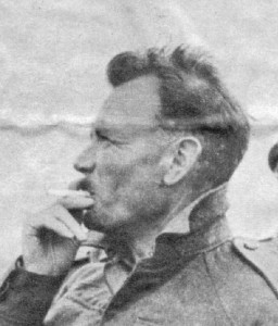 John Mills plays the leading Role in Dunkirk