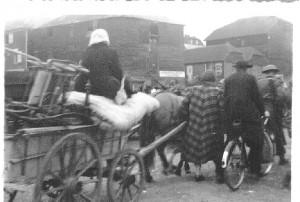 'Refugees' at Rye