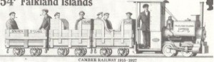 Camber Railway 1915-1927