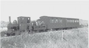 Rye & Camber Tram  From the Colby Collection