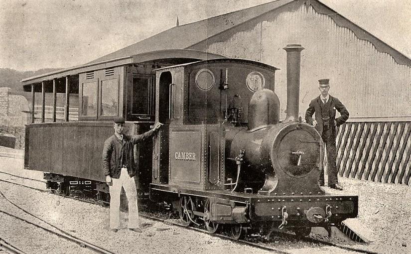 The Rye & Camber Tram