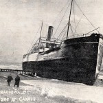 Cragoswald Aground at Camber