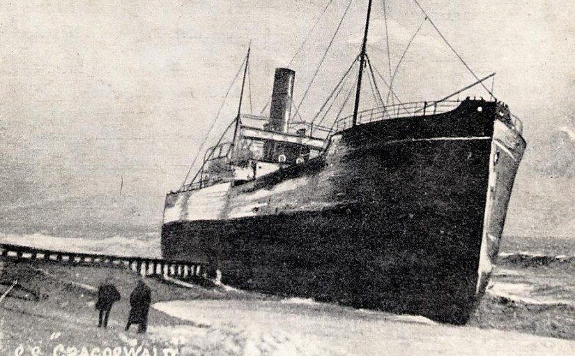 Aground at Camber