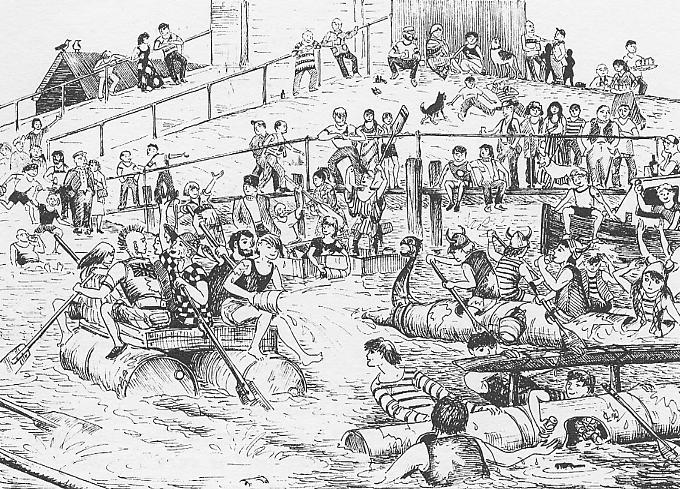 Rye Raft Race