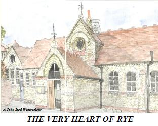 The Very Heart of Rye