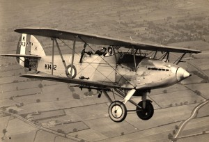 The Swordfish that Harry Phillips helped service