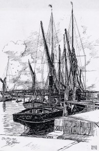 Vigilant of Rye From the Phillips Collection