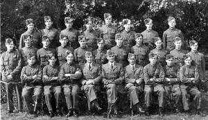 Rye Boys at R.A.F. Locking 1943