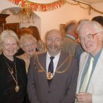 The Mayor & Mayoress of Rye Councillor Paul Carey and Rita Kirk with