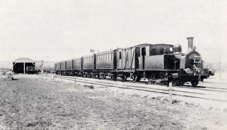 Tenterden  London  Rail Link
