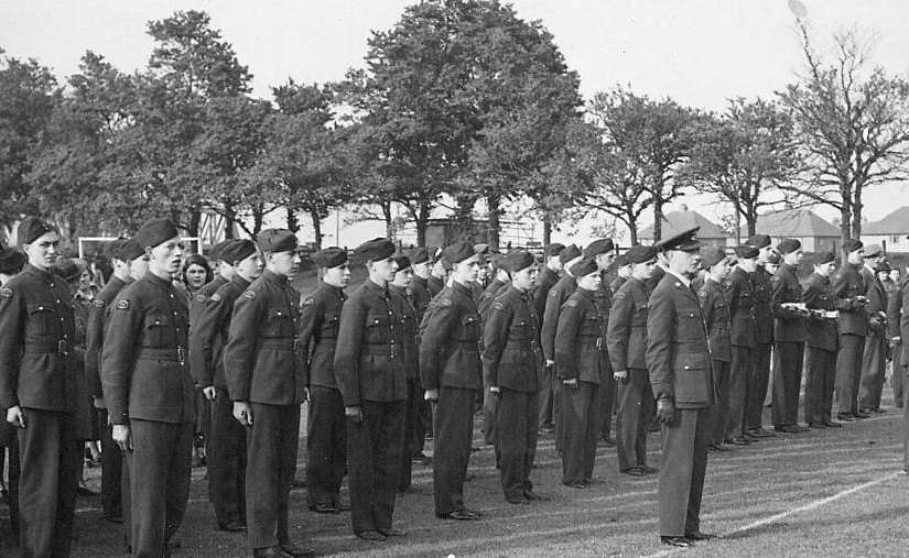 Local Wartime Photographs