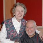 Dr.Emmanuel and Mrs Cooper