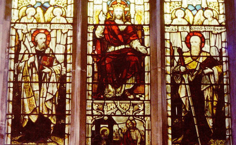 The Bishop Dawes Window