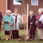 Stuart Prince, Rother Homes, Olive Wickersham, Julie Bodle, Phylis