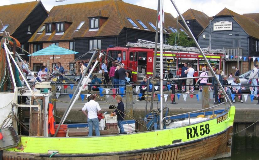 Rye's Water Festival