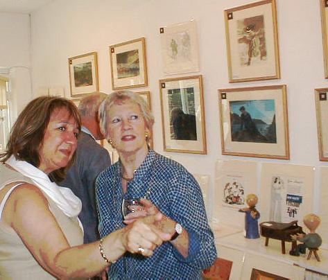 Geoffrey Bagley Exhibition at Turtle Art