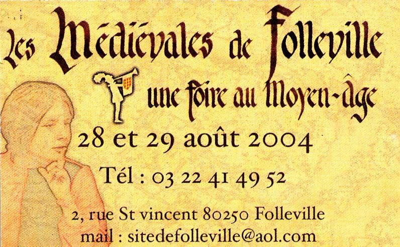 Rye Medieval Festival 2004