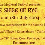 The Seige of Rye