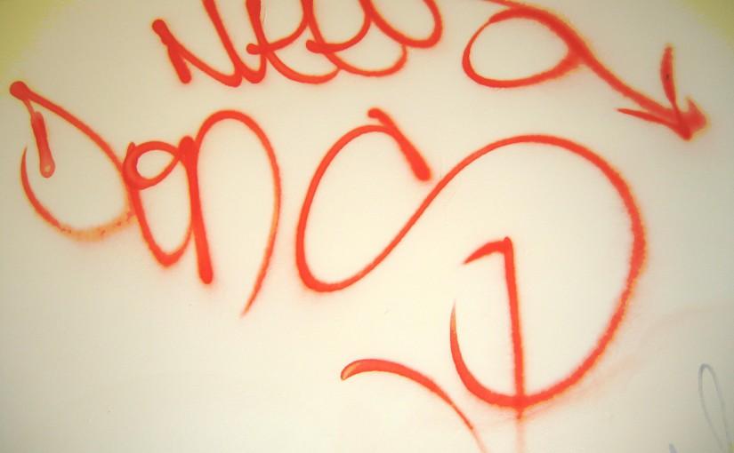 Graffiti In Rye