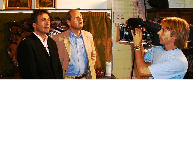 """Rye Auction Galleries """"Flog it"""" Programme to be screened in January"""
