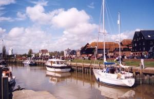 Ehe Strand and Windmill Rye