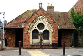 The Pump House was used as a Soup Kitchen at the turn of the 19th. Century.