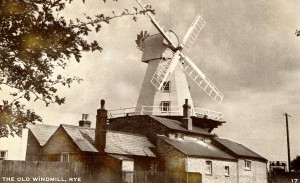 The Old Windmill Rye