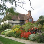 Great Dixter in late summer