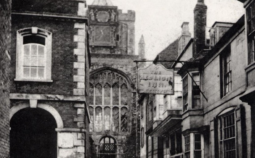 French Officers Escape Through Rye