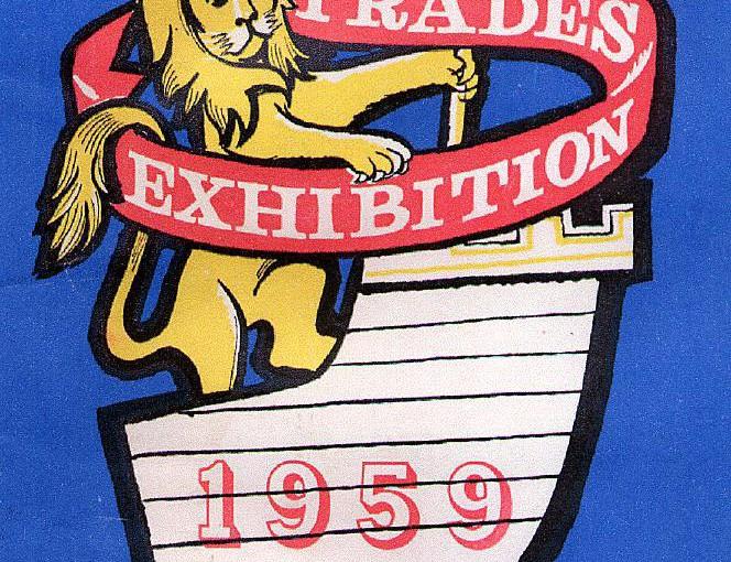 Rye Trades Exhibition 1959