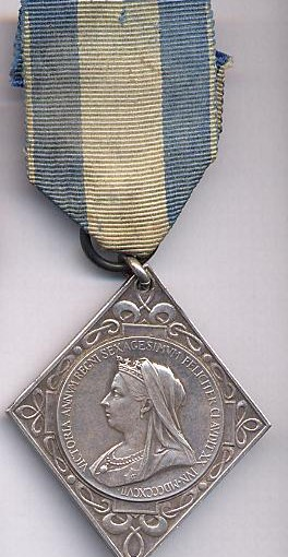 Victoria's Medal