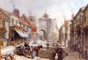 Gasson's Museum King's Street (Landgate)