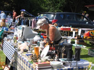 The Boot Sale was a great success