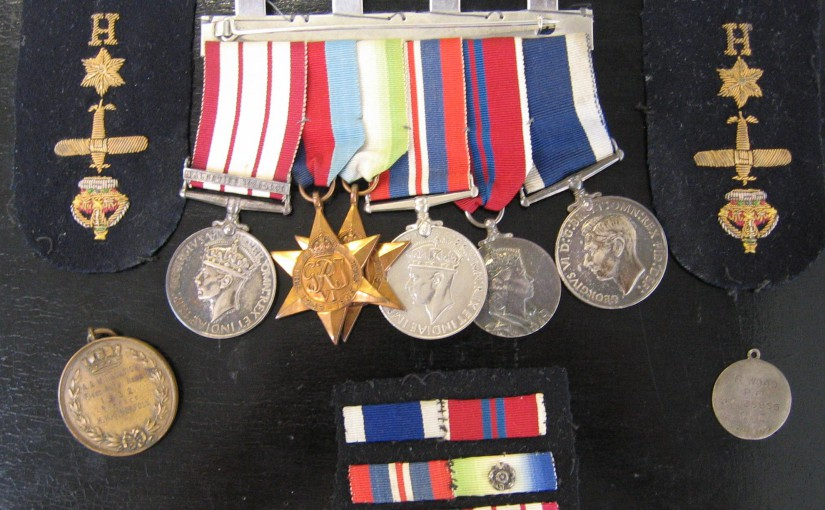 Rye War Hero's Medals And Memories Go Up For Sele