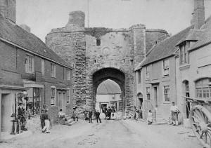 Landgate Tower 1877