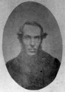 Edwin in 1886 - Photo by Thorpe of Rye