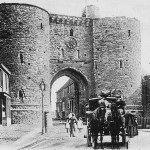 The Landgate Tower an irreplaceable landmark that is being left to fall into ruin by Rother District Council