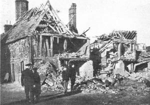 Bomb Damage at Winchelsea