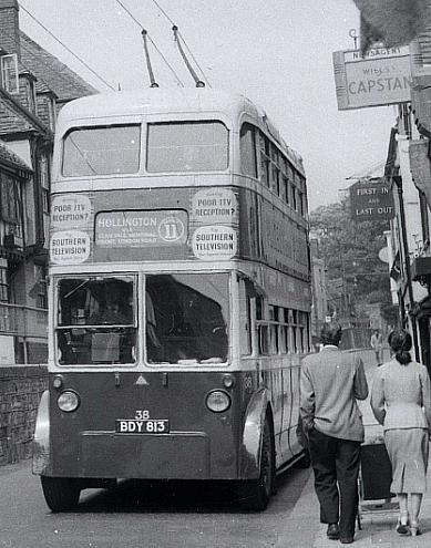 Bring back Trolleybuses in Hastings.