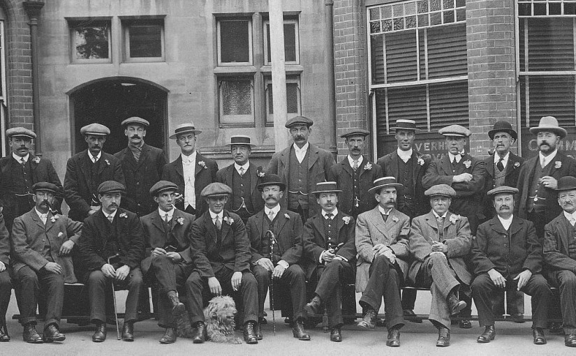 Faces From The Past The Silverhill Club 1912