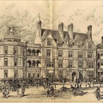 Hastings, St.Leonards and East Sussex Hospital in 1887