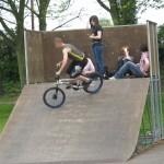 Skill at the Skate Park