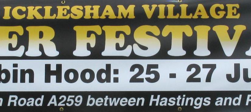Icklesham Beer Festival